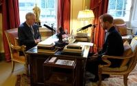 Принц Гарри на день стал радиоведущим Би-би-си