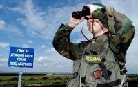 Украина получила от ЕС технику для укрепления границы с Беларусью