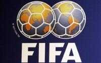 Сборная Украины взлетела в рейтинге ФИФА