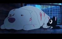 Мультфильм о дружбе котенка и собаки растрогал пользователей сети (видео)