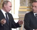 Путин и Олланд по телефону обсудили Украину