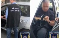 Предмет преступления изъят: На взятке задержан начальник Полтавской таможни