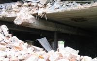 В Одессе рухнул супермаркет (ФОТО)