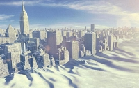 Метели в Европе могут быть началом климатической катастрофы