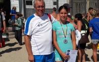 На Чемпіонаті України з плавання відзначилися плавці з Київщини