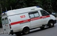 Масштабное ДТП в Москве: столкнулись четыре автомобиля