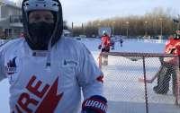 Установлен мировой рекорд по длительности хоккейного матча