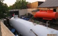 Под Харьковом разоблачили мужчину, наворовавшего газа на миллионы гривен