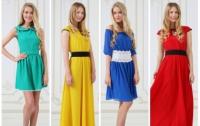 Мода «Лето-2014»: в тренде – романтика и яркие цвета (ФОТО)