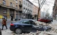 Люди ночуют на улицах: в Хорватии зафиксировали три новых землетрясения