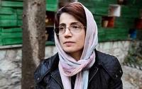 Иранскую правозащитницу суд приговорил к 33 годам тюрьмы и 148 ударам плетью