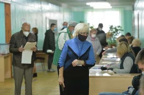 Местные выборы-2020: результаты экзитпола в Украине