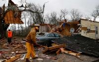 Серия торнадо обрушилась на Техас: госпитализировано 7 человек
